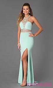 dresses prom plus size