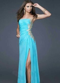 Expensive prom dress - Best Dressed