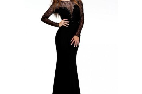 formal black dresses 4
