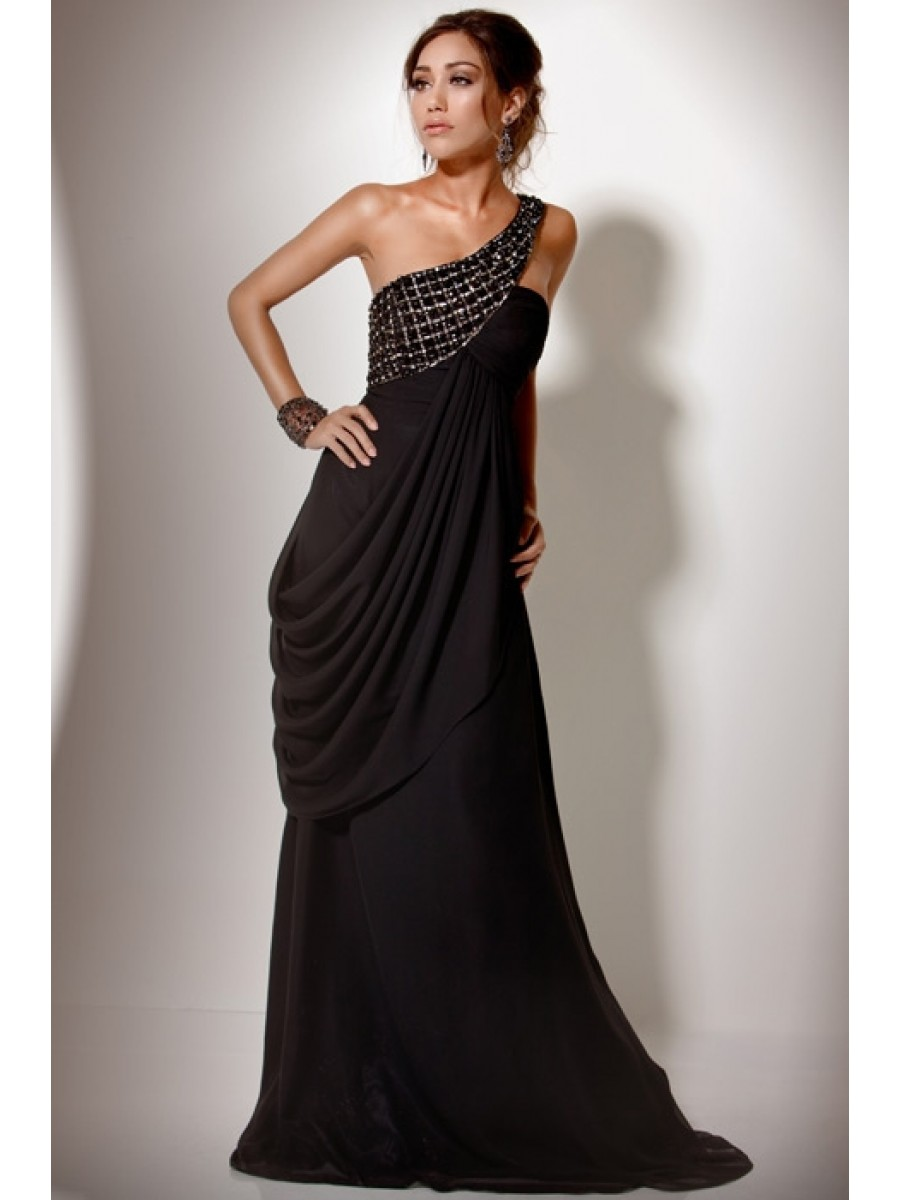 Collection Formal Black Dresses Pictures - Klarosa