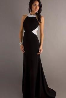 formal black dresses plus size