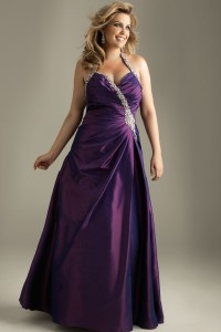 formal dresses for plus size women