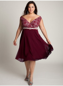 formal dresses for plus size women 7