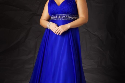 formal dresses plus size 2