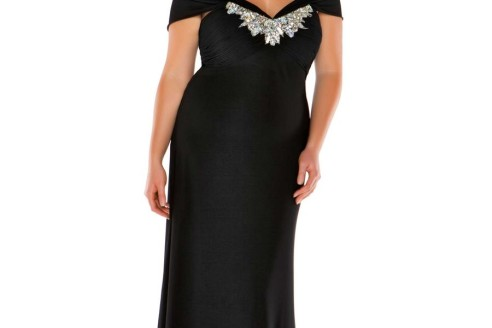 formal dresses plus size near me