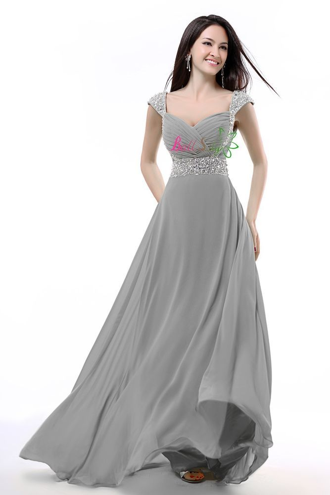 Wedding Party Dresses Formal Gowns - Bridesmaid Dresses Sleeves
