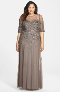 formal plus size dresses nz