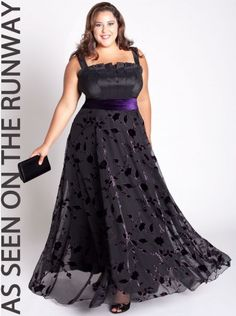 formal plus size dresses
