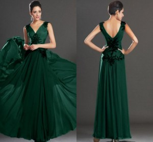 green formal dresses 4