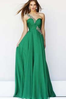 green formal dresses australia