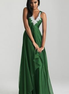 green formal dresses sydney