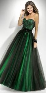 green prom dress 3