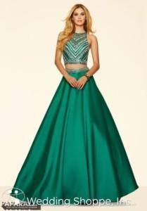 green prom dress 4