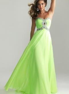 green prom dress 5