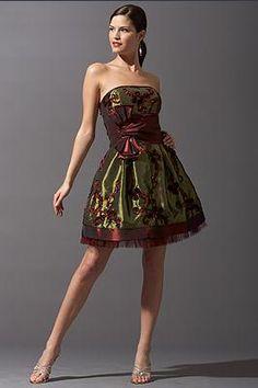 Jessica McClintock Prom Dresses 2012