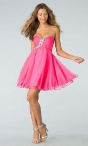 junior formal dresses short