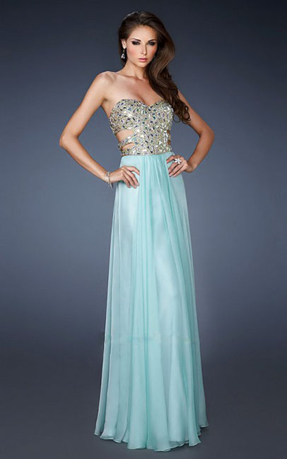 Long prom dress for short girl - Style Jeans