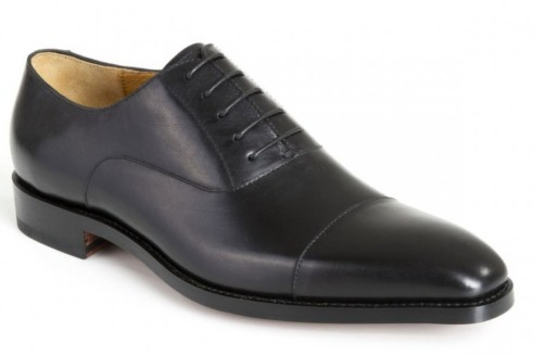 oxford shoe and jeans