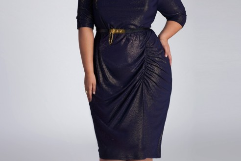 party dresses plus size india