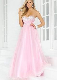 pink prom dress 2