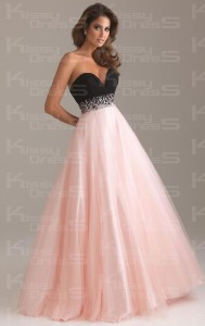 pink prom dress 4