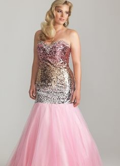 plus prom dresses