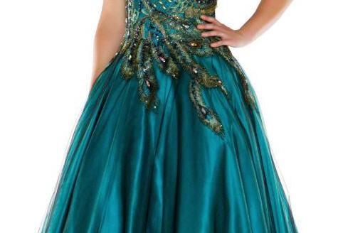 plus prom dresses 5