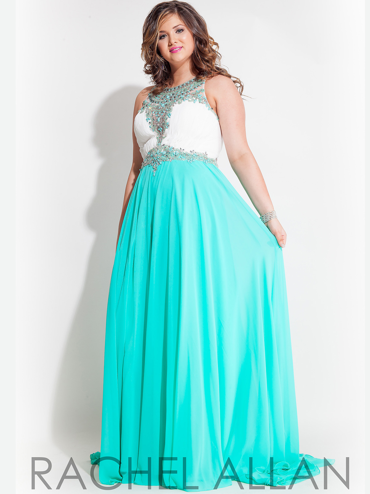 Dresses for plus size teens for prom mom has tits for Wedding dress shops in maryland