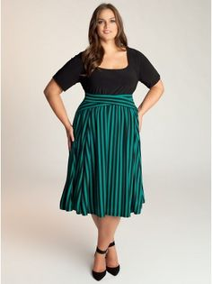 plus size casual dresses 2
