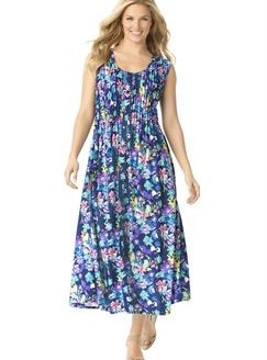 plus size casual dresses 3