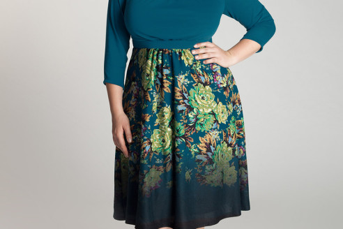 plus size casual dresses canada