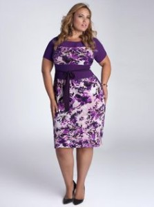 plus size casual dresses with sleeves
