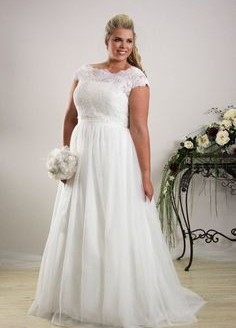 plus size dresses for wedding 2
