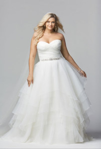 plus size dresses for wedding
