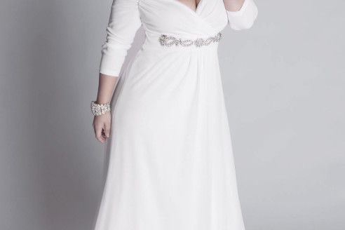 plus size dresses for wedding 3