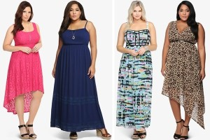plus size dresses for wedding guest
