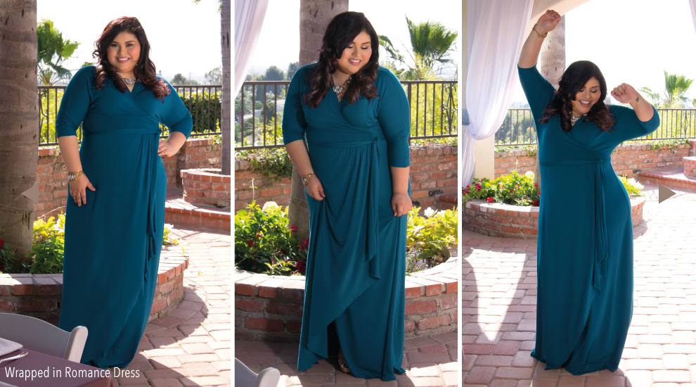 Wedding Guest Dresses For Fall Plus Size : Plus size wedding guest dress fall winter