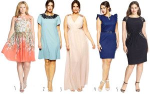 plus size dresses for wedding guest canada