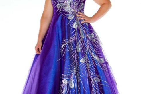 plus size dresses formal 5