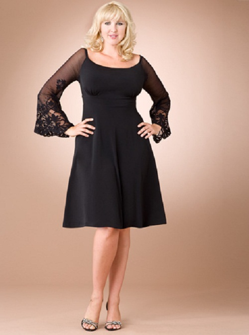 Plus Size Dresses Formal Occasions Style Jeans