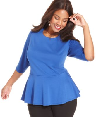 plus size dressy tops for evening wear - style jeans