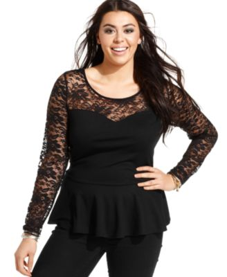 3acc0c7a49c Plus size dressy tops for evening wear - Style Jeans