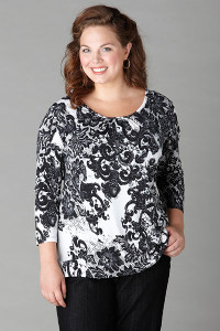 Plus Size Dressy Tops For Weddings