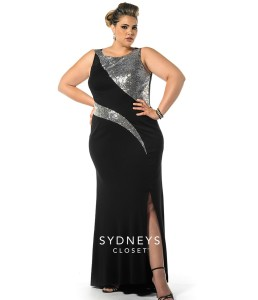 plus size evening gown designers