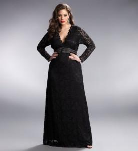 plus size evening gown dresses