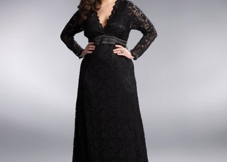 plus size evening gown dresses