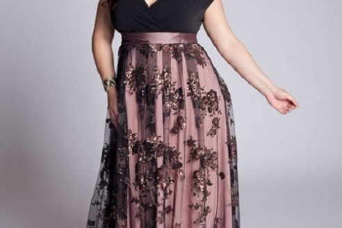 plus size formal 4