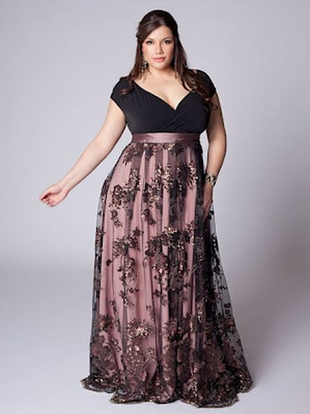 Formal Evening Gowns Plus Size Ottodeemperor