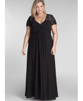 plus size formal gowns australia