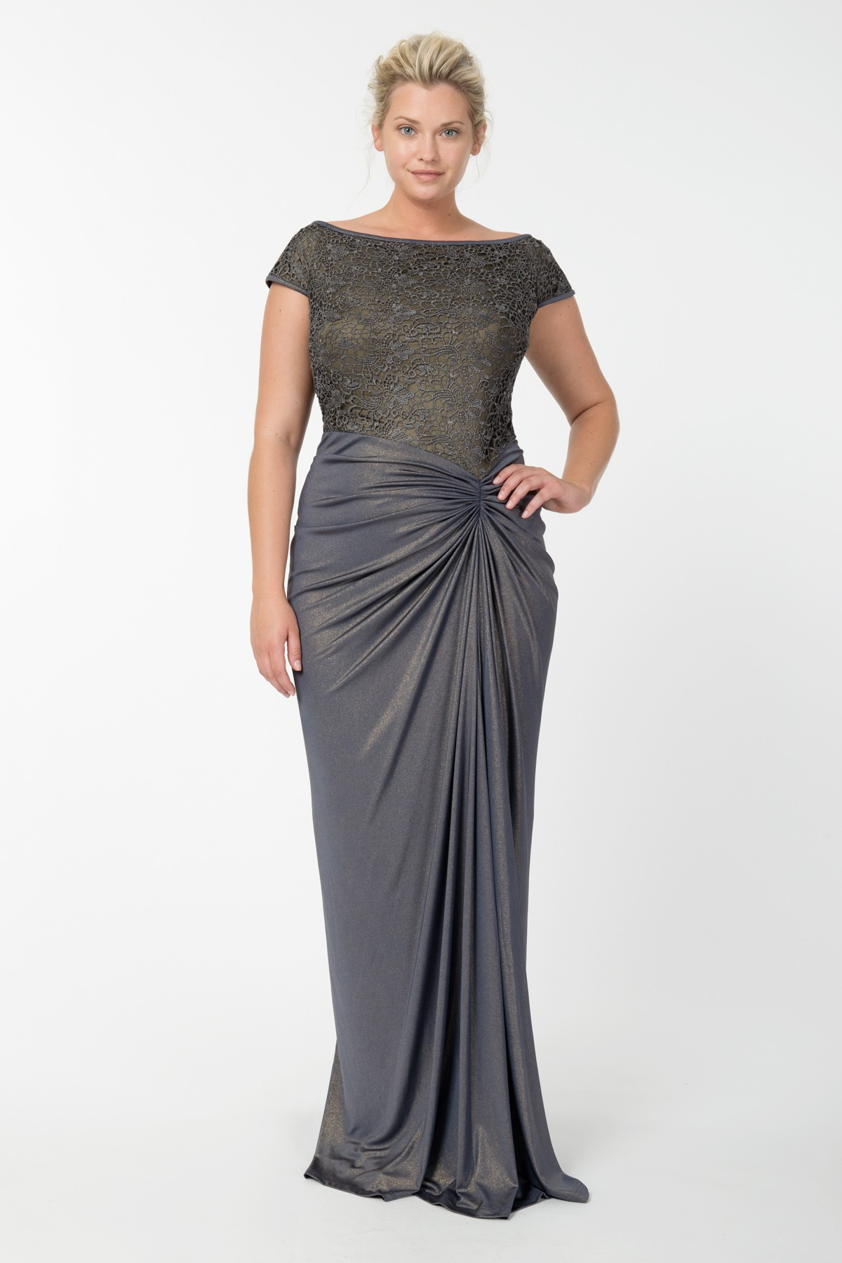 Plus Size Formal Gowns Black Style Jeans
